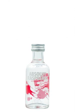 Absolut Raspberri Vodka Mini