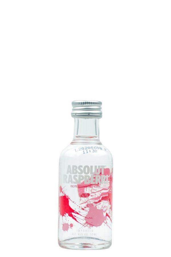 Absolut Raspberri Vodka Mini