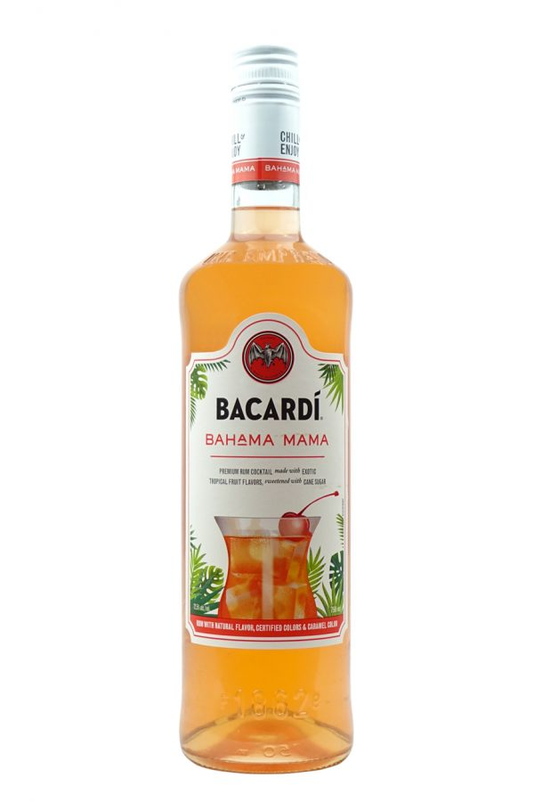 Bacardi Bahama Mama Rum 75cl