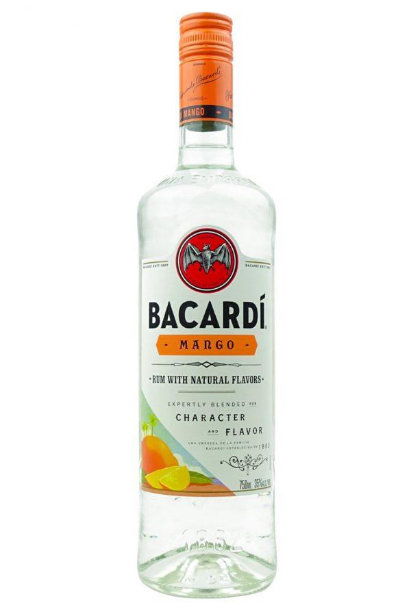 Bacardi Mango Rum 75cl