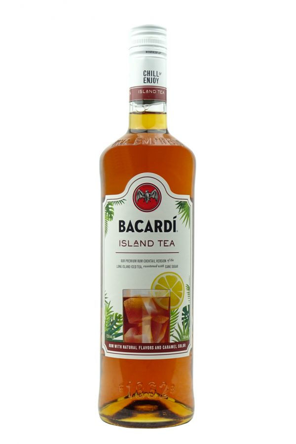 Bacardi Rum Island Iced Tea Rum