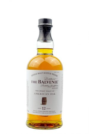 Balvenie 12 Year Old American Oak Whisky