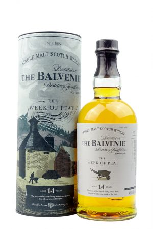 Balvenie 14 Year Old Week Of Peat Whisky