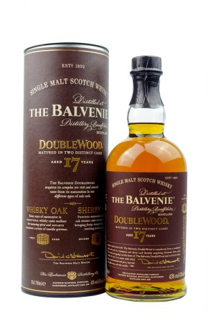 Balvenie 17 Year Old Doublewood Whisky