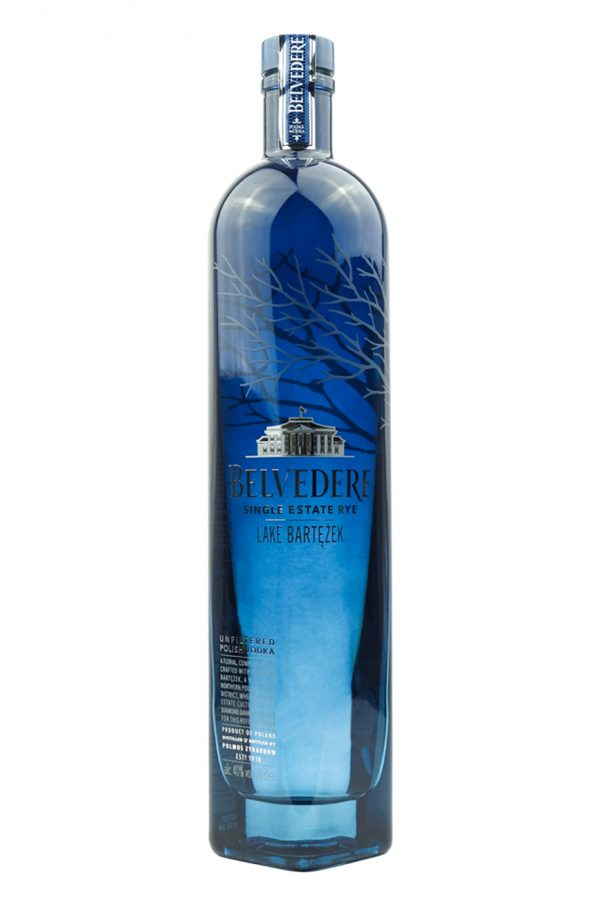 Belvedere Lake Bartezek Vodka