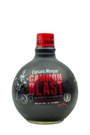 Captain Morgan Cannon Blast Rum 1L