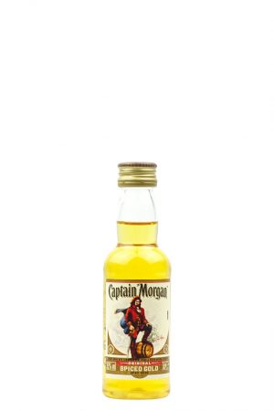 Captain Morgan Spiced Rum Mini