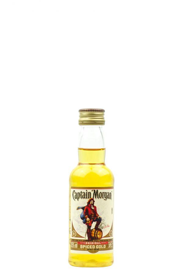 Captain Morgan Spiced Rum Mini