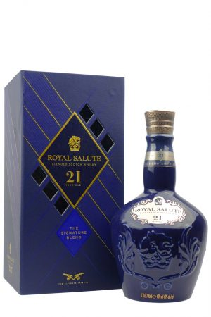 Chivas Regal Royal Salute 21 Year Old Whisky