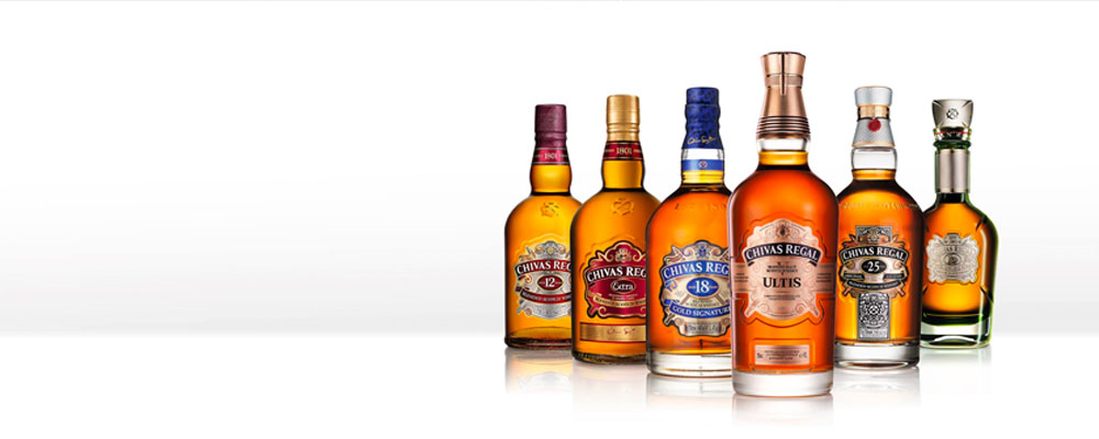 Chivas Regal mobile