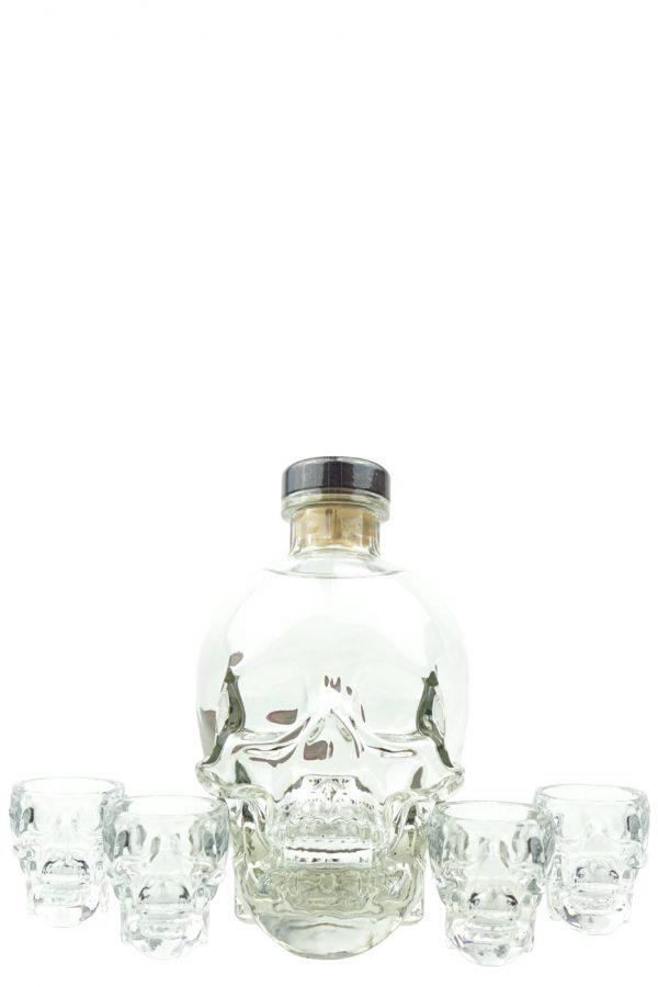 Crystal Head Skull Vodka