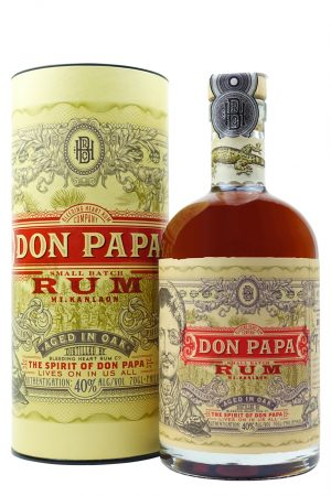 Don Papa 7 Year Old Rum