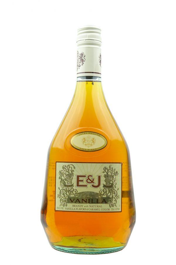 E&J Vanilla Brandy