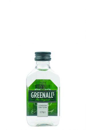 Greenall's Original London Dry Gin Mini