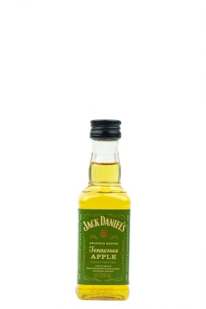 Jack Daniels Tennessee Apple Liqueur Mini