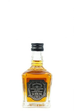 Jack Danies Single Barrel Select Whiskey Mini