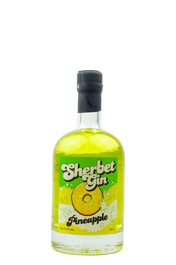 Pineapple Sherbet Gin