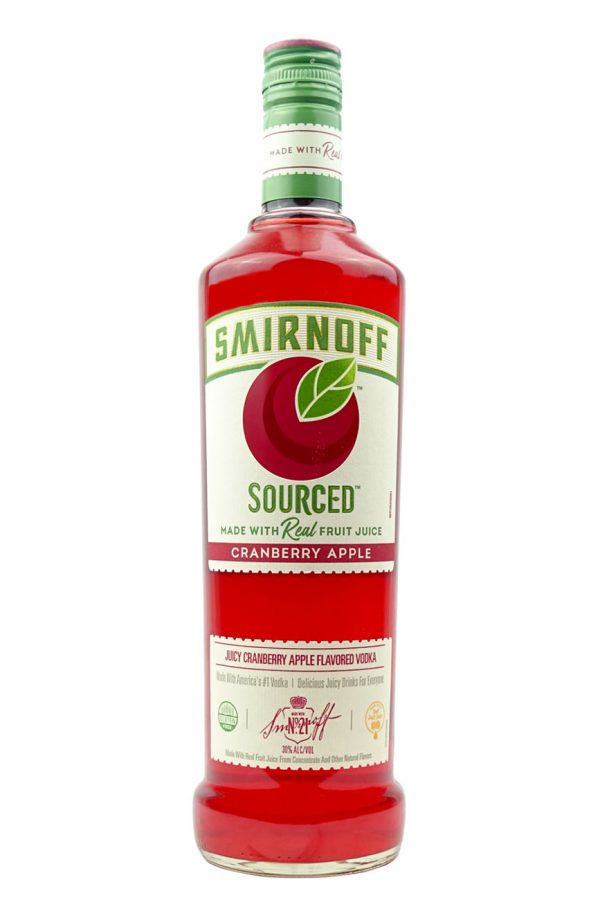 Smirnoff Cranapple Vodka