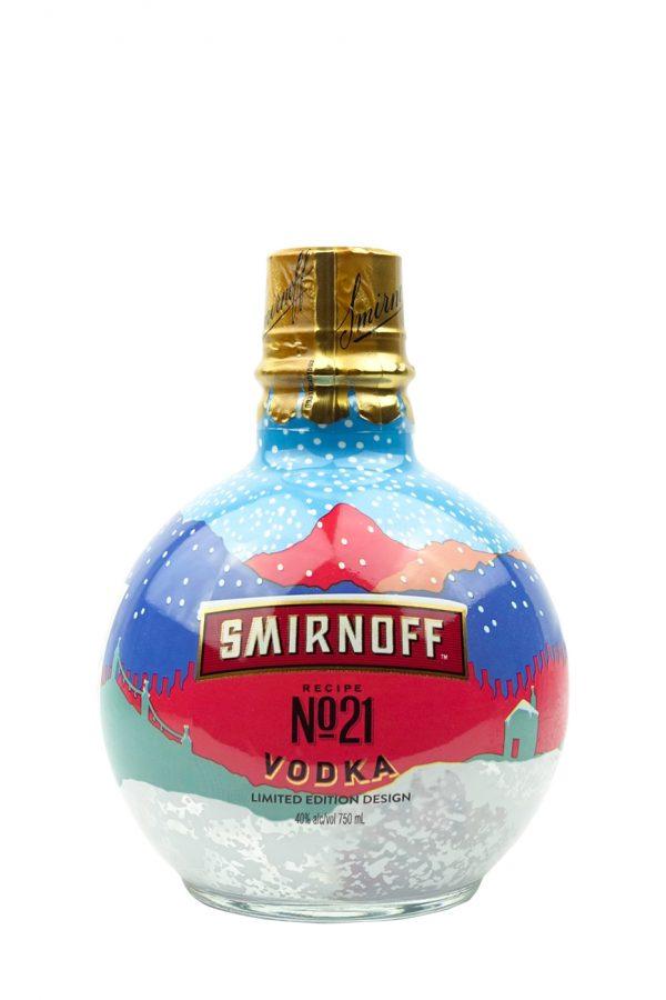 Smirnoff Ornament Vodka