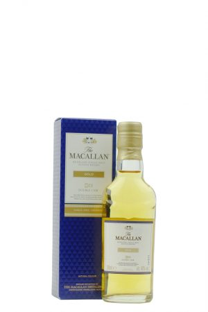 The Macallan Double Cask Gold Whisky Mini