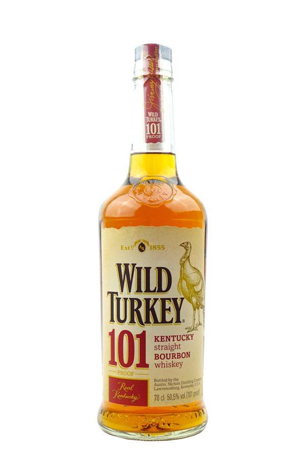 Wild Turkey 101 Bourbon Whiskey