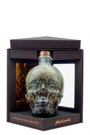 Crystal Head John Alexander Series Vodka