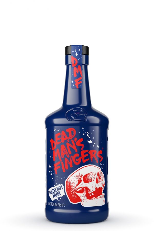 Dead Man's Fingers Hazlenut Rum 70cl