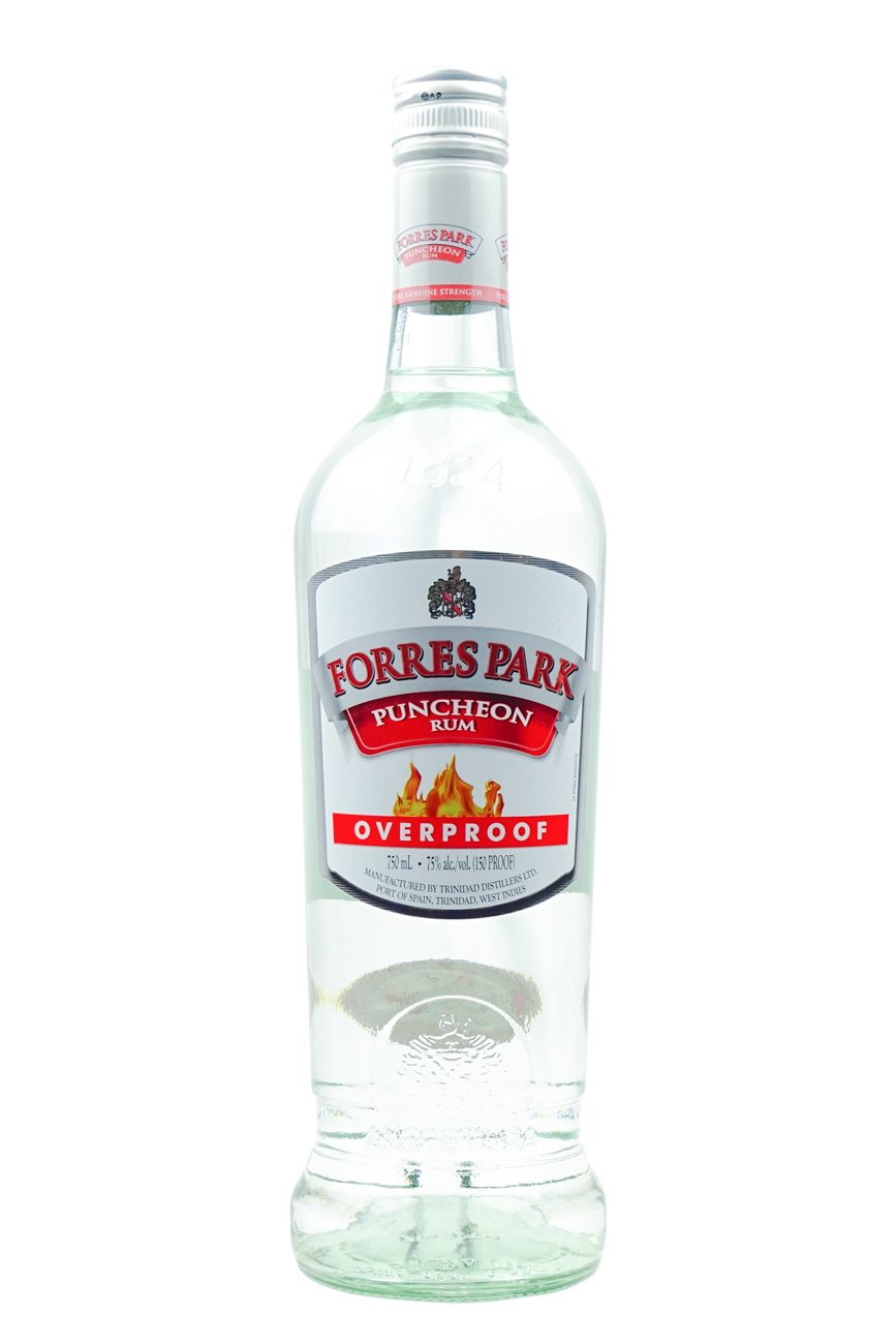 Forres Park Puncheon Rum 70cl Vip Bottles