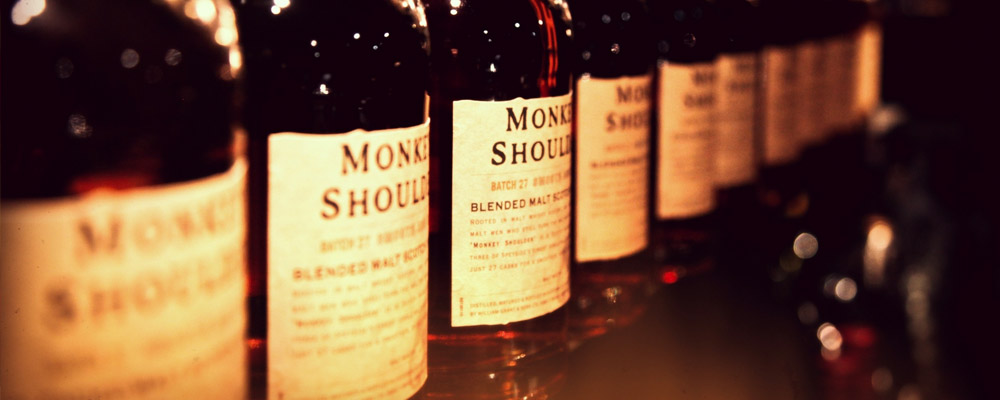 Monkey Shoulder mobile