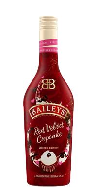 Baileys Red Velvet Cupcake Liqueur