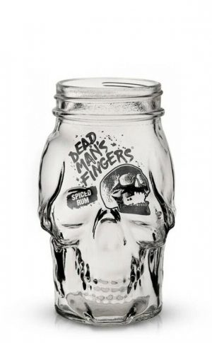 Dead Man's Fingers Glass