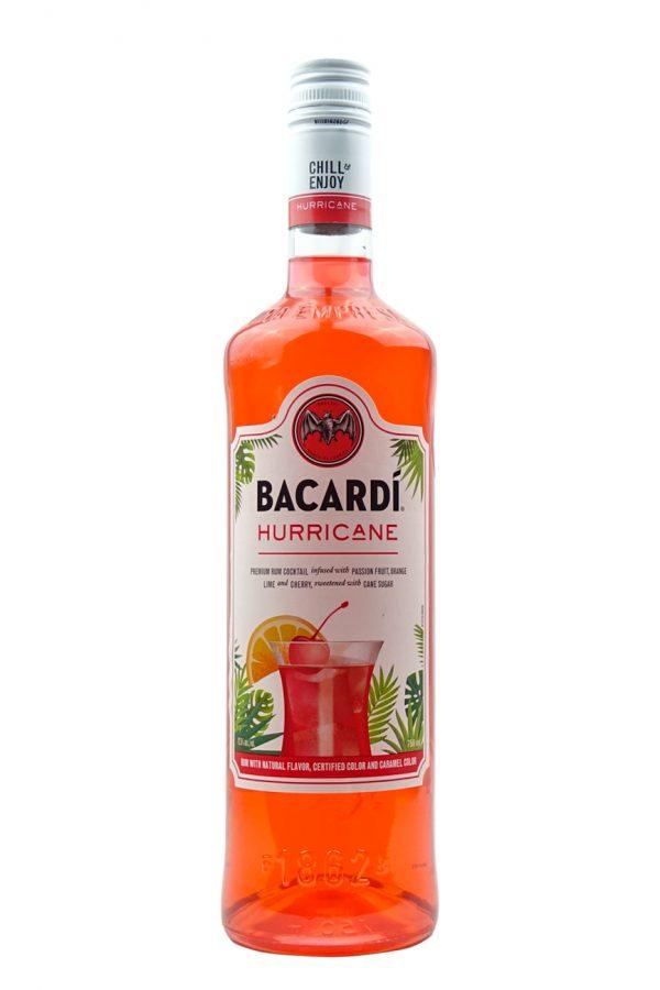 Bacardi Hurricane Rum 75cl