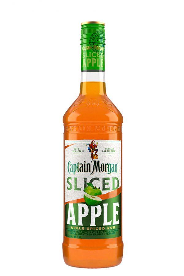 Captain Morgan Sliced Apple Rum 75cl