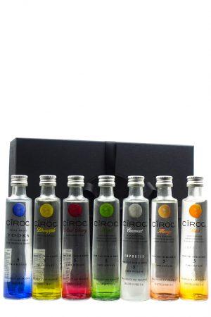 Ciroc Vodka Tasting Collection