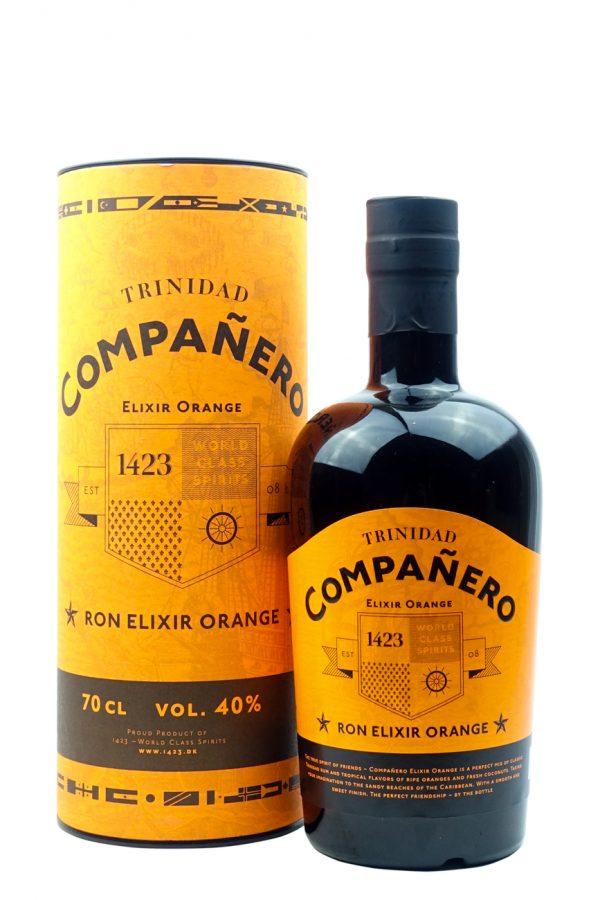 Companero Ron Elixir Orange Rum 70cl