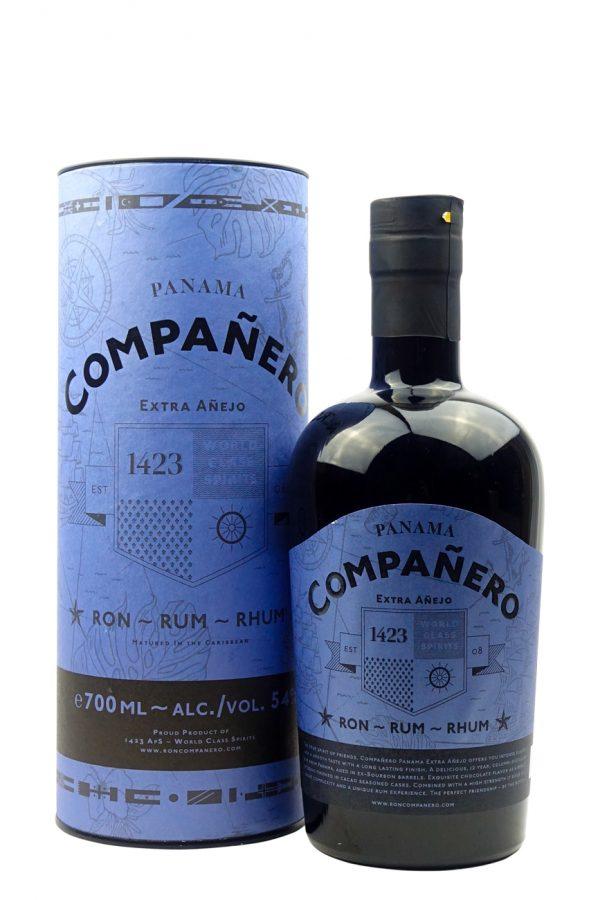 Companero Ron Extra Anejo Rum 70cl