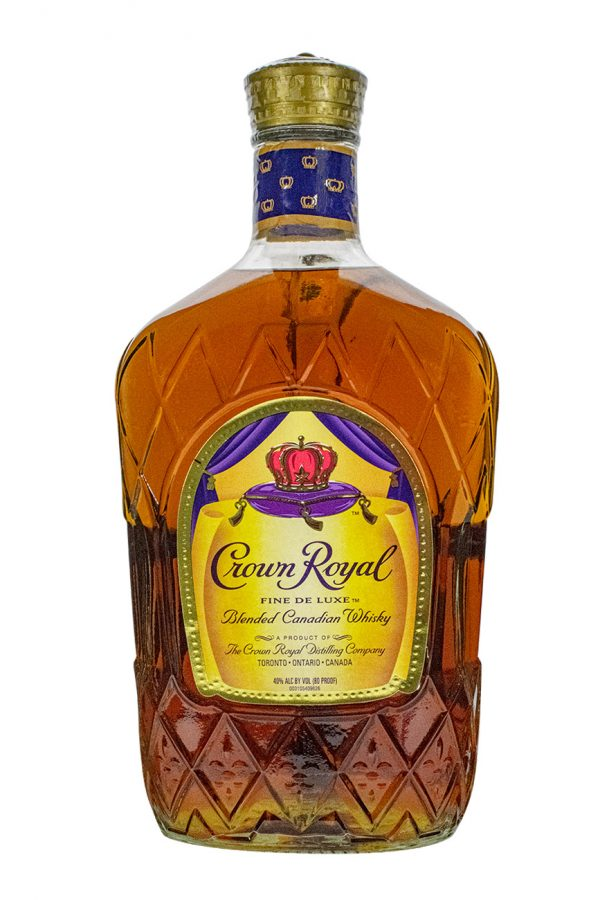 Crown Royal Canadian Whisky 1.75L
