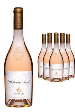 Whispering Angel Rose Wine 6 x 75cl Case