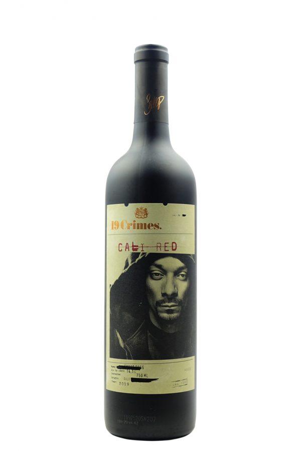 19 Crimes Cali Red Wine 75cl