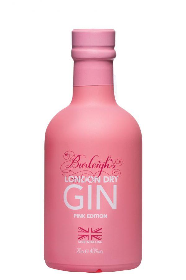 Burleighs Pink Gin 20cl