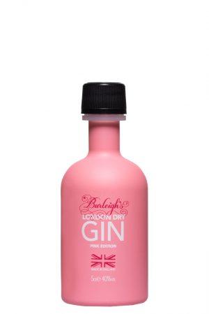 Burleighs Pink Gin 5cl