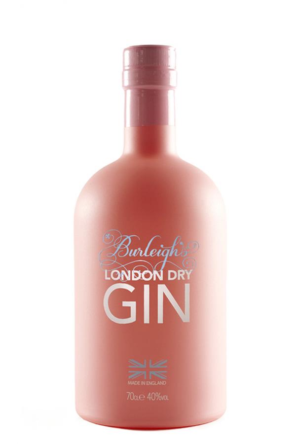 Burleighs Pink Gin 70cl