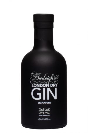 Burleighs Signature London Dry Gin 20cl