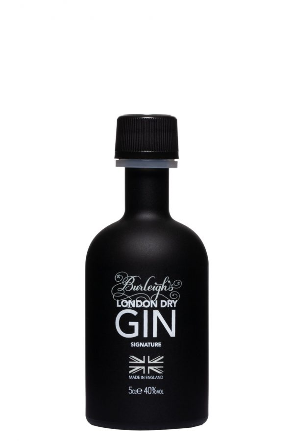 Burleighs Signature London Dry Gin 5cl