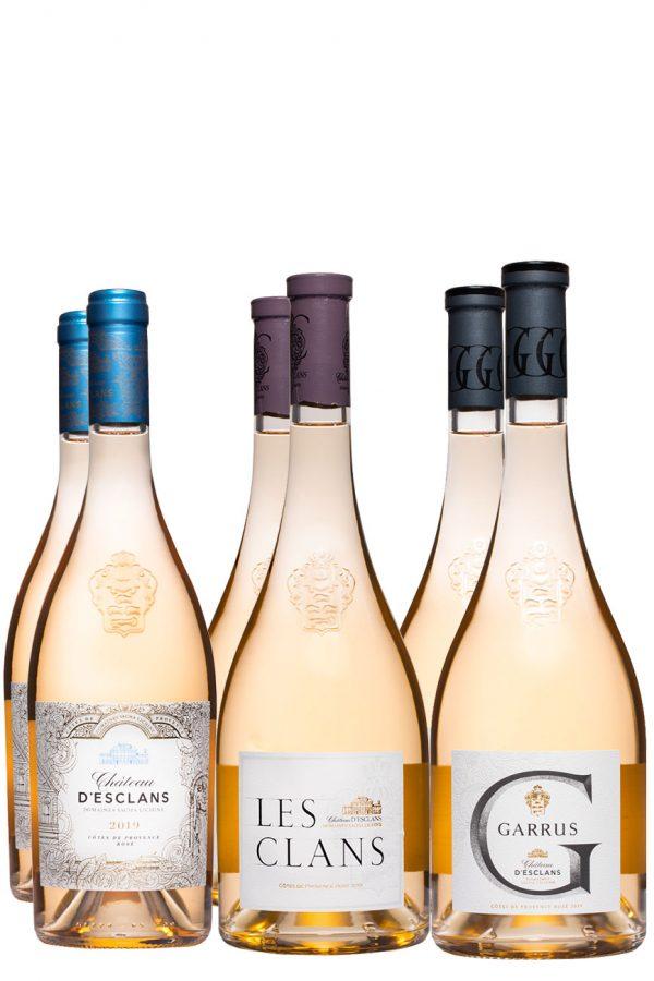 Chateau d'Esclans Limited Estate Collection Wine 75cl