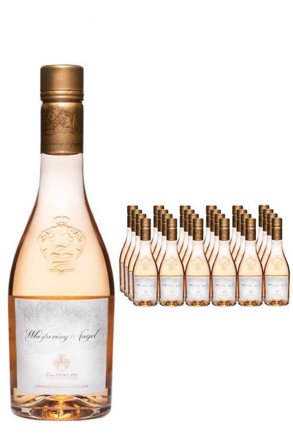 Whispering Angel Rose Wine 24 x 37.5cl Case