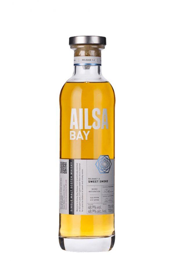 Ailsa Bay Single Malt Whisky 70cl