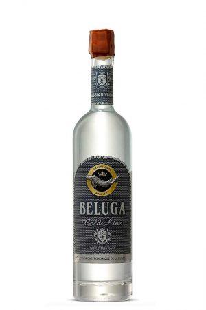 Beluga Gold Line Russian Vodka 70cl