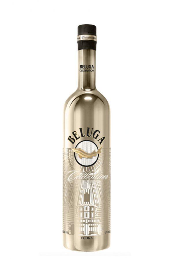 Beluga Noble Celebration Russian Vodka 70cl