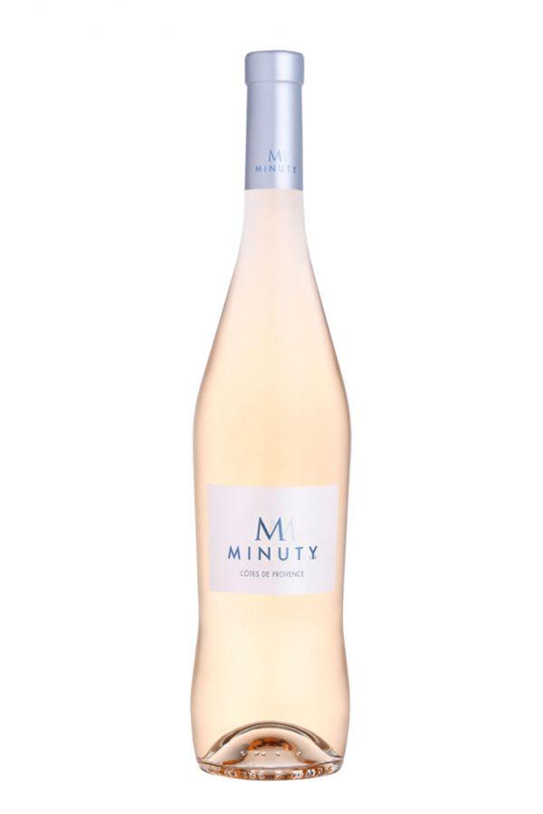 Chateau Minuty M De Minuty Cotes De Provence Rose Wine 75cl